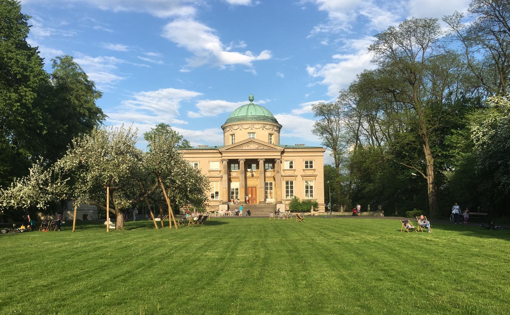 Pałac Królikarnia 1