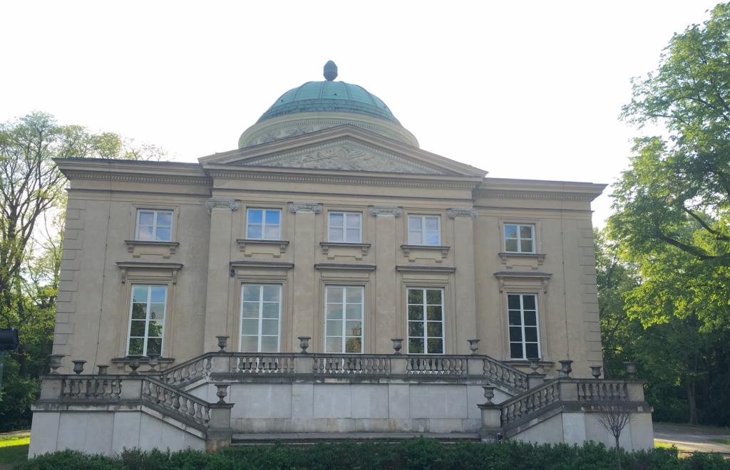 Pałac Królikarnia 4