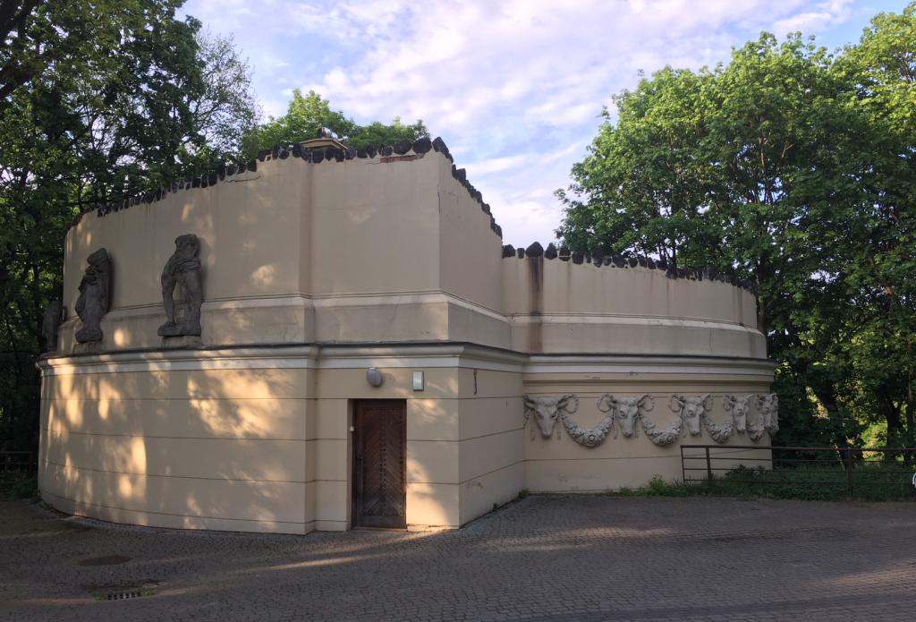 Pałac Królikarnia 5