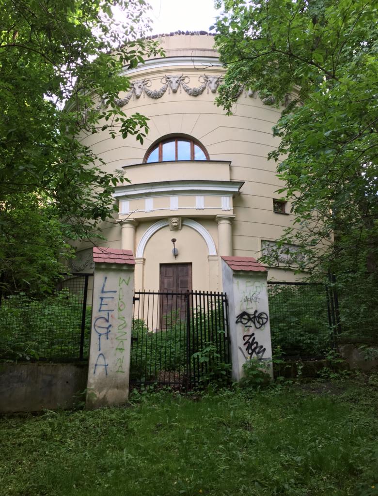 Pałac Królikarnia Kuchnia